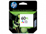 HP 60XL XL Tri-color OEM Ink Cartridge